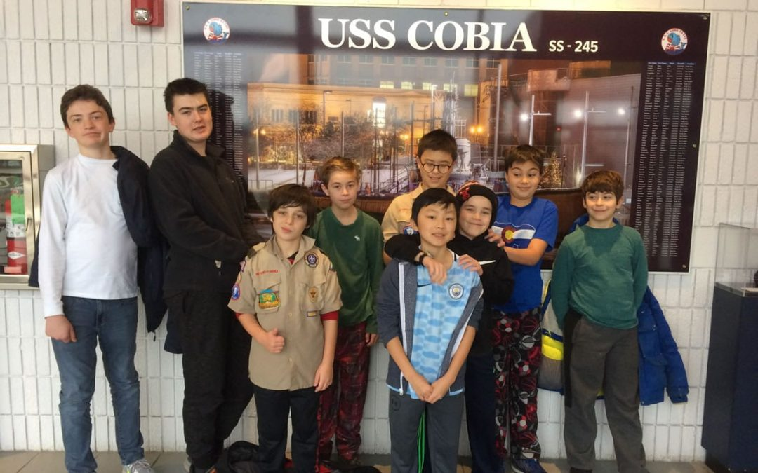 OUTING: Wisconsin Maritime Museum and USS Cobia WWII Submarine Overnighter