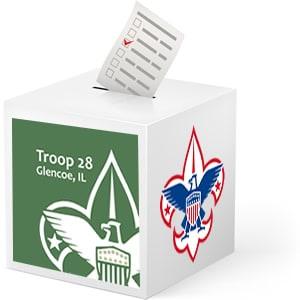 2020 Troop Elections
