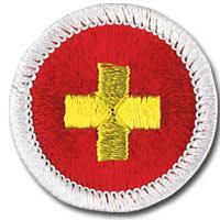 First Aid Merit Badge